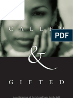 Called and Gifted Booklet