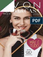 Folheto Avon Moda&Casa - 08/2017