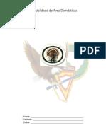 Especialidade de Aves Domesticas Respondida (1)