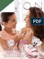 Folheto Avon Cosméticos - 08/2017
