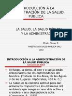 Salud SP Administracion
