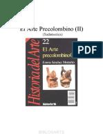 Sánchez, Emma - El Arte Precolombino