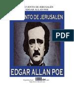 Un Cuento de Jerusalén - Poe, Edgar Allan