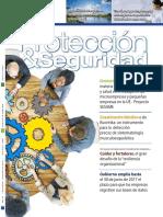 Revista Protección y Seguridad [Noviembre - Diciembre 2016] - Consejo Colombiano de Seguridad