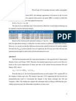 Assignment FINM7406