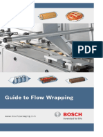 Bosch Guide to Flow Wrapping