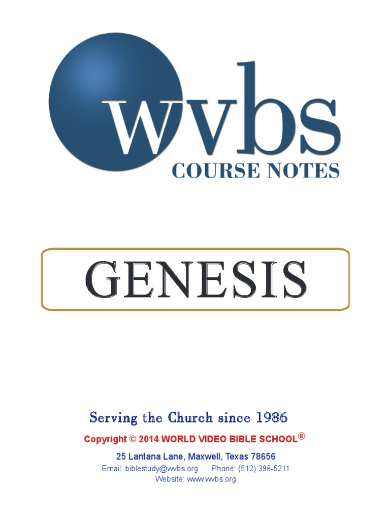 Genesis course notespdf jacob abraham fandeluxe Image collections