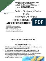 Infecciones y Abcesos Quirurgicos