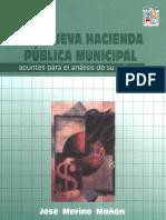 Una Nueva Hacienda Pública Municipal