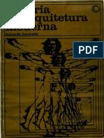BENEVOLO, Leonardo - História da Arquitetura Moderna.pdf