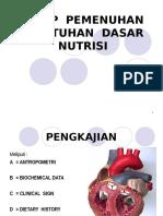 ASKEP Nutrisi