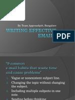 Writingeffectiveemails 101029022803 Phpapp01 (1)