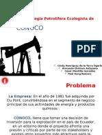 CASO 10 - Estratageia Petrolífera de Conoco