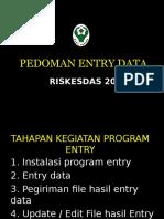 32-PEDOMAN ENTRY DATA - TC.pps