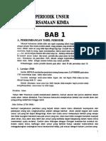 Bab. i.teori Sistem Periodik No.i 21 Maret 13 i