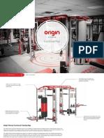 Origin Fitness Functional Training Rig Brochure