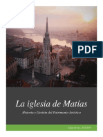 La Iglesia de Matias