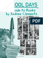 Andrew Clements story Curriculum Guide