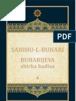 Buharijeva Zbirka (Tom 4 - 1.Dio)