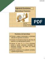 EIQ 657 2017 1 Matemáticas Financieras pucv