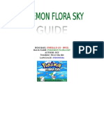v.Walkthrough Pokemon Flora Sky.docx