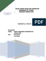 Terminal Tipe b