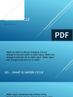 Water Cycle 1
