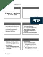 ART_M8 K8 Intercompany Transaction - Inventory & Land - Reguler