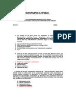 UNMSM Segunda Especializacion Medicina Humana - Post Grado 1er Año