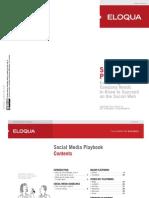 Eloqua Social Media Playbook