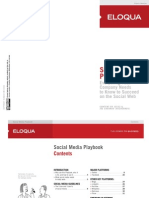 Eloqua Social Media Playbook