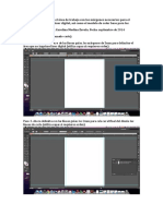 Adobe Indesign TUTORIAL 1  Area de Trabajo