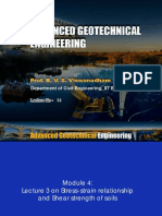 L52 Advanced Geotechnical Enginneering