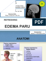 Refreshing Fitriya Edema Pulmonal