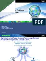 IBM Big Data Strategy