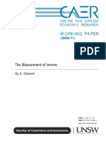 PDF Paper Erwin Diewert Measurement Income