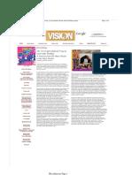 VisionArticelMay2007 Sleep