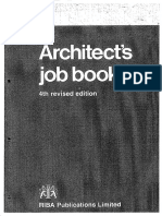 Architect's Job Book-4th Revised Edition