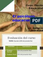 Visión histórica de la psicología educacional