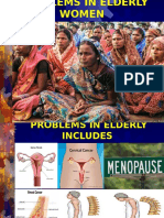 Problems in Elderly Women