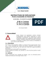Manual de Utilizare Flotatie FC 10 Gr1