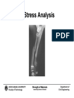 AAU Som 6 Stress Analysis