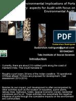 ICED Ports Development Isssues