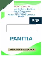 NAME TAG PANITIA Seminar Januari 2017