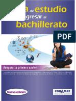 Guia Bachillerato Conamat