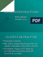 Extremities Fractures