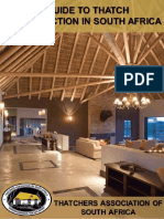Guide to Thatch Construction in South Africa1