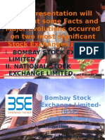 Stock Market Training- Every Thing About BSE & NSE