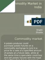 Stock Market Training- Commodity Market in India