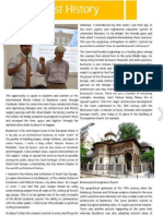Bucharest History - spreading the word (Architectural history)